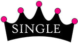 Single Crown Photo Booth Placard - Funzoop