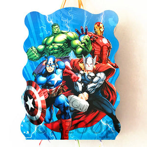 Avengers Party Pinata /Khoi Bag - Funzoop