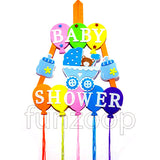 Baby Shower Eva Foam Wall Hanging - Funzoop