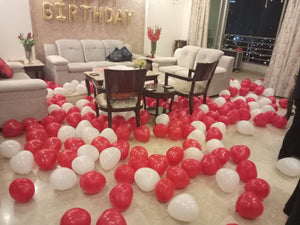 Balloons Home Decoration with Heart Balloons [HD11]