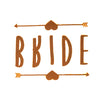 Bride Tattoos Pack - Golden - Funzoop