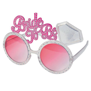 Bride To Be Party Goggles With Diamond - Funzoop