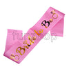 Bride To Be Sash - Pink - Funzoop