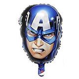 "18"" Captain America Superheros Printed Foil Balloon - Funzoop"