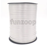 Curling Balloon Ribbon 500 Yards (1500 feet) - Grey