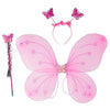 Fairy/Butterfly Wings Costume for Girls - Funzoop