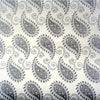 Gift Wrapping Paper Sheets Paisley - Funzoop