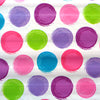 Gift Wrapping Paper Sheets Multicolor-Polka - Funzoop