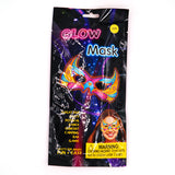 Glow in the Dark Eye Mask Packing - Funzoop The Party Shop