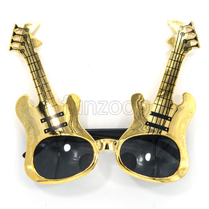 Guitar Shaped Stylish Party Goggles