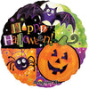 Halloween Fun Helium Foil Balloon - Funzoop