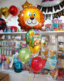 Happy Birthday Lion Jungle Theme Bouquet - Funzoop The Party Shop