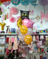 Happy Birthday to You Stars Foil Balloons Bouquet Funzoop - The Party Shop