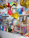 Happy Birthday Your Day Foil Balloons Bouquet - Funzoop The Party Shop