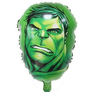 "18"" Hulk Superheros Printed Foil Balloon - Funzoop"