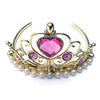 Jeweled Tiara Crown - Funzoop