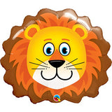 Lovable Lion Large Balloon - Funzoop