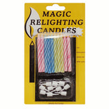 Magic Relighting Candles - Funzoop