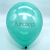 Metallic Latex Balloons Green Funzoop - The Party Shop