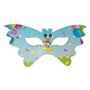 Mickey Mouse Themed Eye Masks [6 Nos] - Funzoop