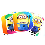 Minions Theme Birthday Wall Banner Flags - Funzoop