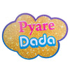 Pyare Dada Photo Booth Placard - Funzoop