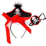 Pirate Headband and Eye Patch Set - Funzoop The Party Shop