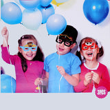 Pirate Party Paper Goggles For Kids [3 Pcs] Pack - Funzoop