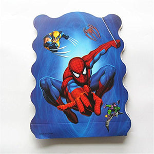 Spider-Man Pull String Pinata/ Khoi Bag - Funzoop