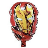 "18"" Superhero Iron Man Foil Balloon - Funzoop"