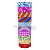 Washi Decorative Tapes Set Stacked- Funzoop