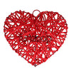 Wicker Heart - Red - Funzoop