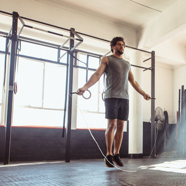 Freeropes: Weighted Jump Rope Set