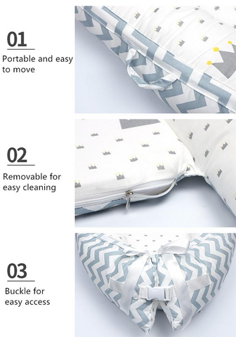 baby cribby bed 3 in 1