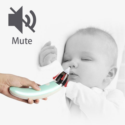 Electronic Nasal Vacuum cleaner