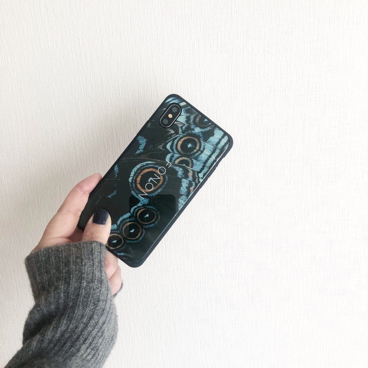 DAMPER GLASS iPhone CASE - ANIMALIA - Diana