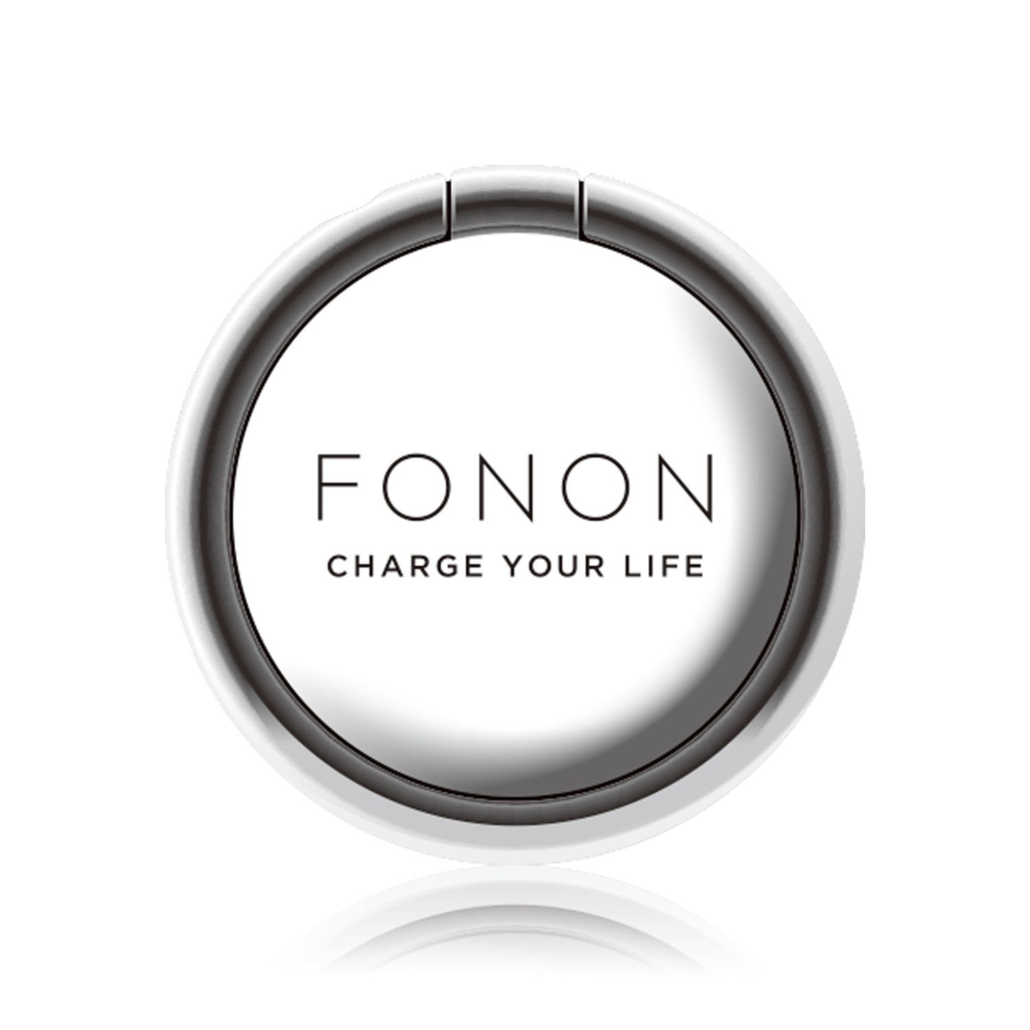 SMART RING - TYPO SERIES - FONON White