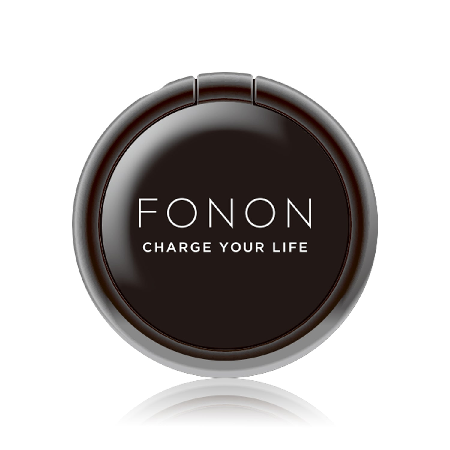 SMART RING - TYPO SERIES - FONON Black