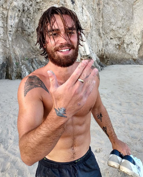 Riverdale star KJ Apa With His New Beard Looks