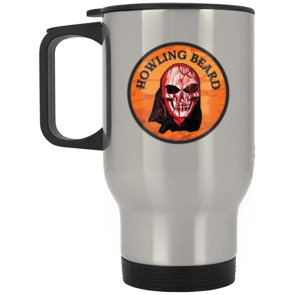 HowlingBeard Travel Mug