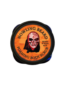 Foaming Body Scrub