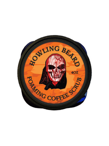 Foaming Facial Coffee Scrub [Unisex]