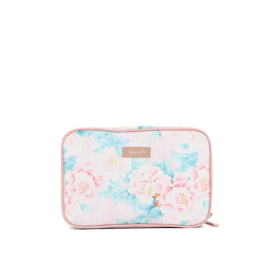 Cosmetic Bag Large Fold Out, Adele Pink