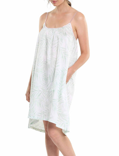 Beverly Palms Strappy Nightgown