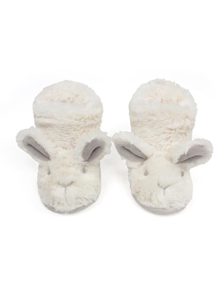 Baby Blossom Bunny Booties