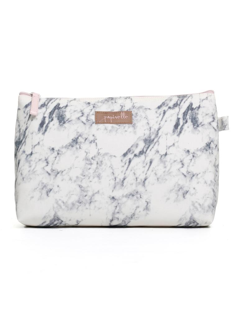 Marble Cosmetic Bag-Medium