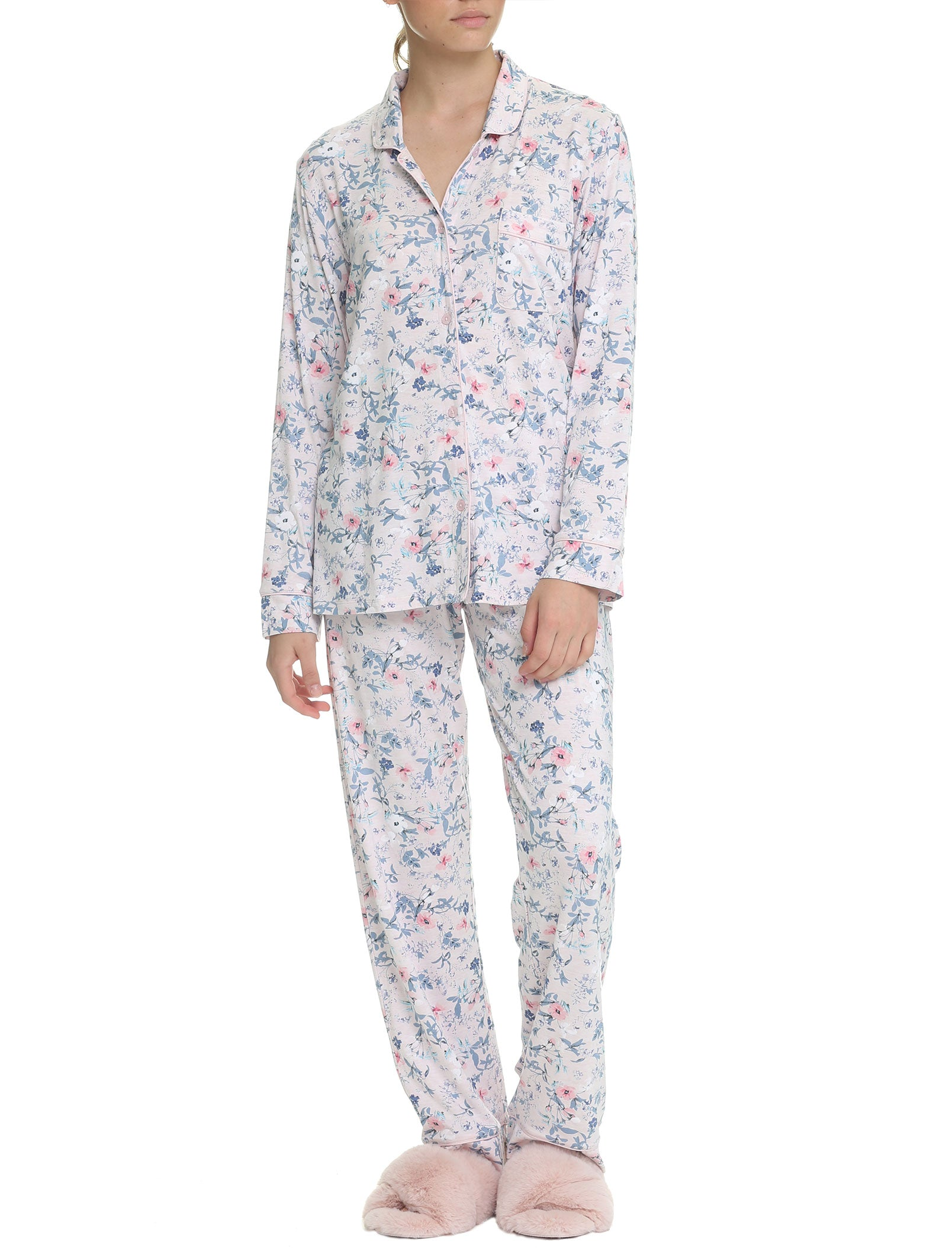 Emmy Modal Soft Kate Pajama Set