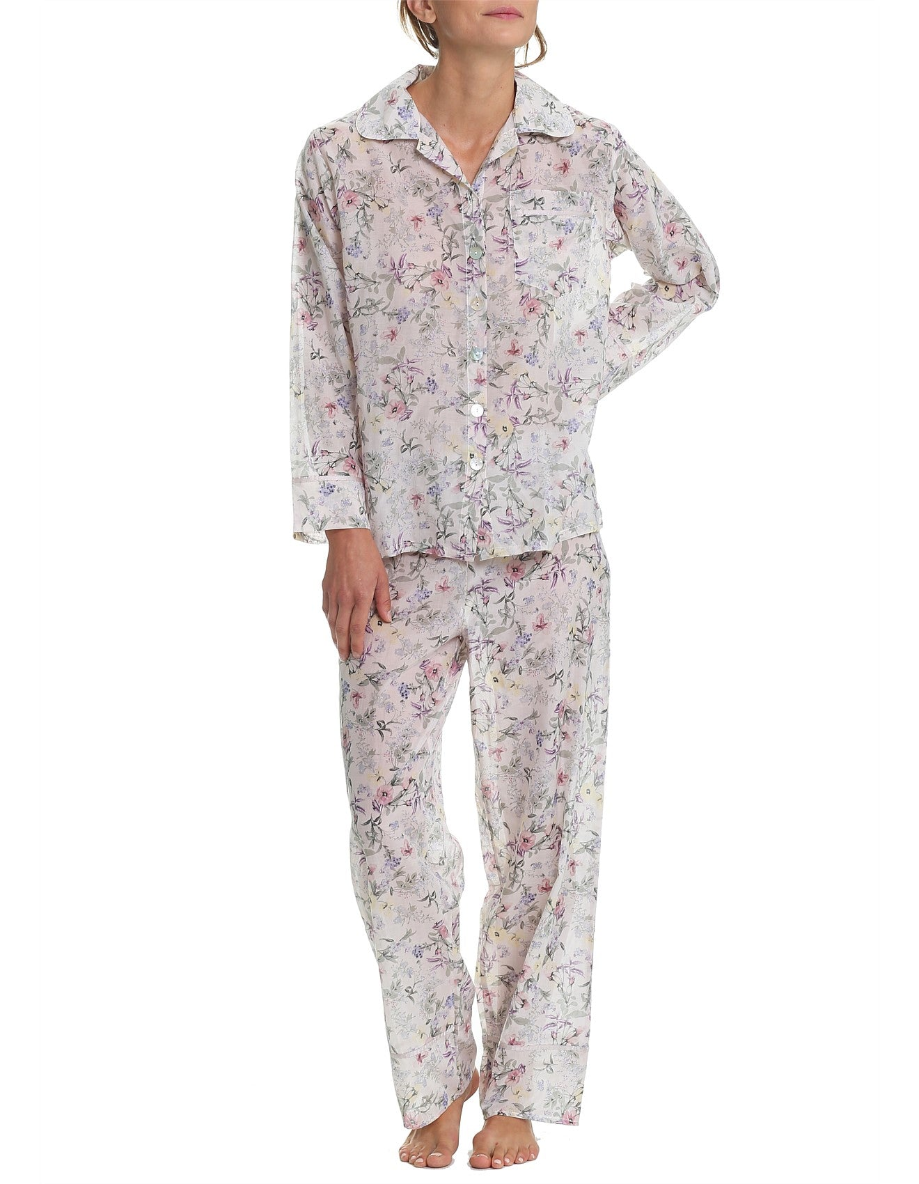 Emmy Musk Full Length PJ Set