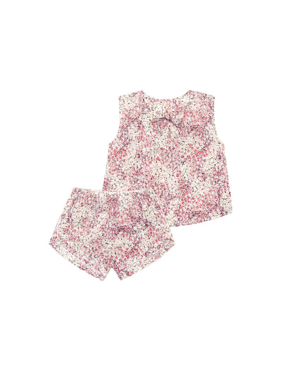 Kids Pixie Floral Cami Pajama Set