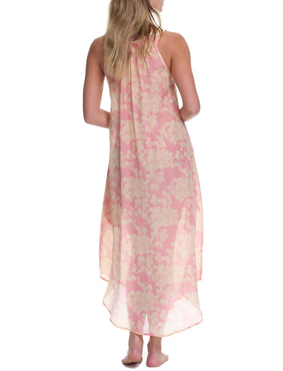 Hydrangea Maxi Panel Nightgown